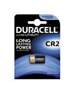 CR2 fotobatterij van Duracell