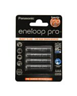 Panasonic Eneloop Pro AAA batterijen (4)