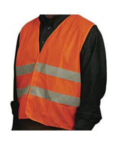 Veiligheidsvest oranje Mannesmann 01550