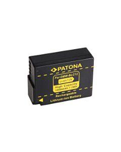 Panasonic DMW-BLC12(E) / Leica BP-DC12 accu (Patona)