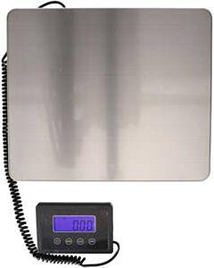 Digitale pakketweegschaal met afneembaar display 100 kg / 50 g Perel