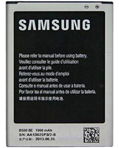 Samsung Galaxy S4 Mini accu B500BE origineel