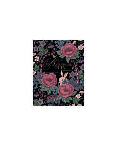 Botanische tuin kleurboek voor volwassenen