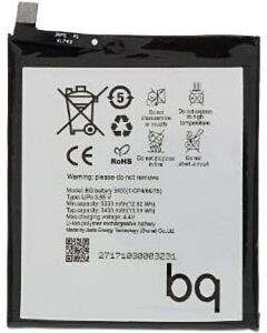 BQ Aquaris V Plus / VS Plus accu 3400 origineel