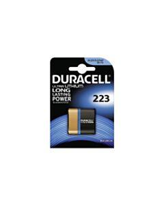 Fotobatterij 223 (CR-P2) van Duracell