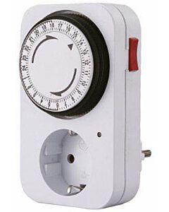 24-uur tijdschakelaar Perel E305D3-G