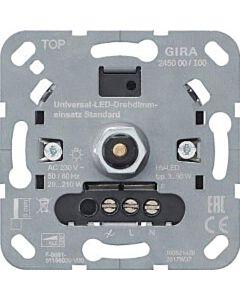 Gira LED draaidimmer 3-60W 245000