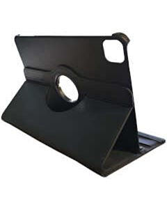 iPad Air 2020 draaibare hoes zwart