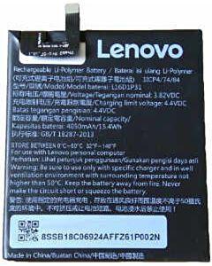 Lenovo Phab 2 accu L16D1P31 origineel