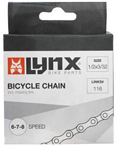 Lynx fietsketting 6/7/8 versnellingen