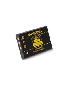 Fujifilm NP-60 accu (Patona)