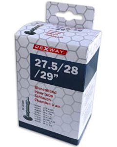 Fiets binnenband 27.5/28/29 inch DV Rexway