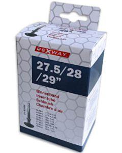 Fiets binnenband 27.5/28/29 inch FV Rexway