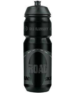 Bidon zwart SKS 750 ml