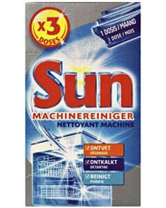 Sun machinereiniger 3x40 gram